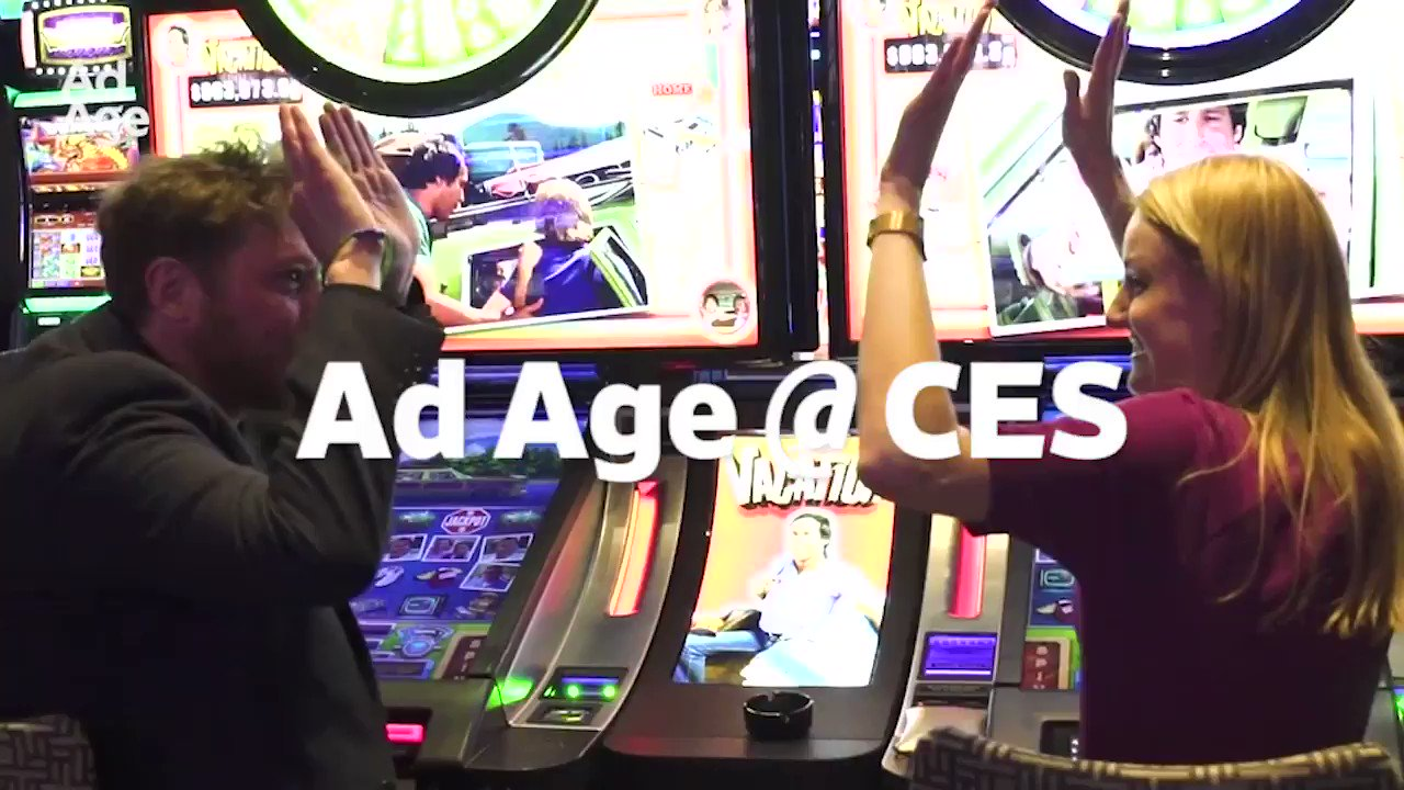 Ad Age @ CES: 5 things we learned about AR and VR: https://t.co/6jf8C1l56b #CES2018 https://t.co/47v7dSd4kx