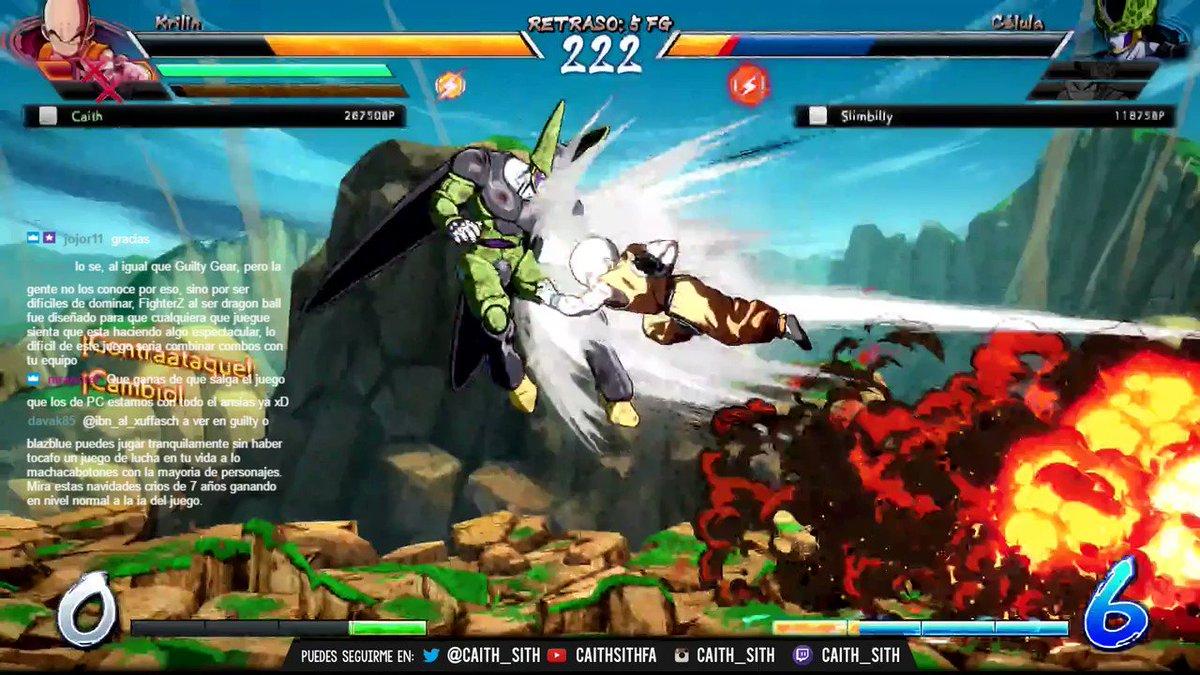 Dragon Ball FighterZ es GOTY 2018 por cosas como esta 👊 https://t.co/oSEpS9xsgG