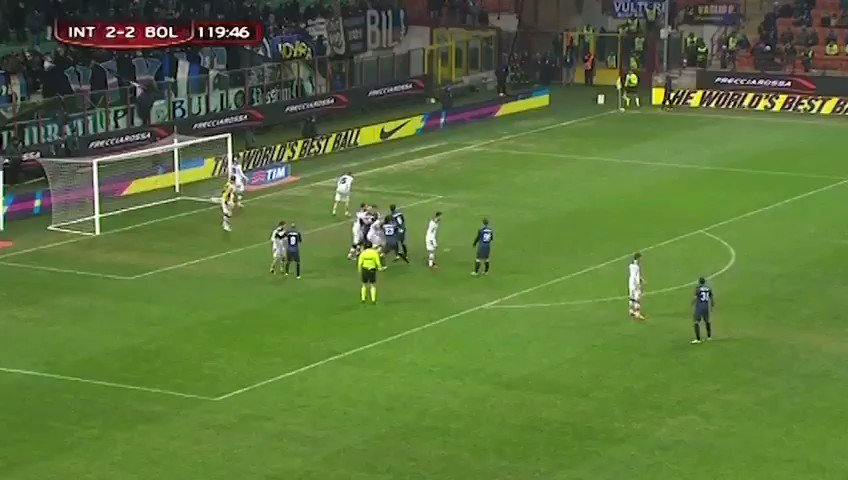 #Flashback  15 gennaio 2013 @Inter - Bol...