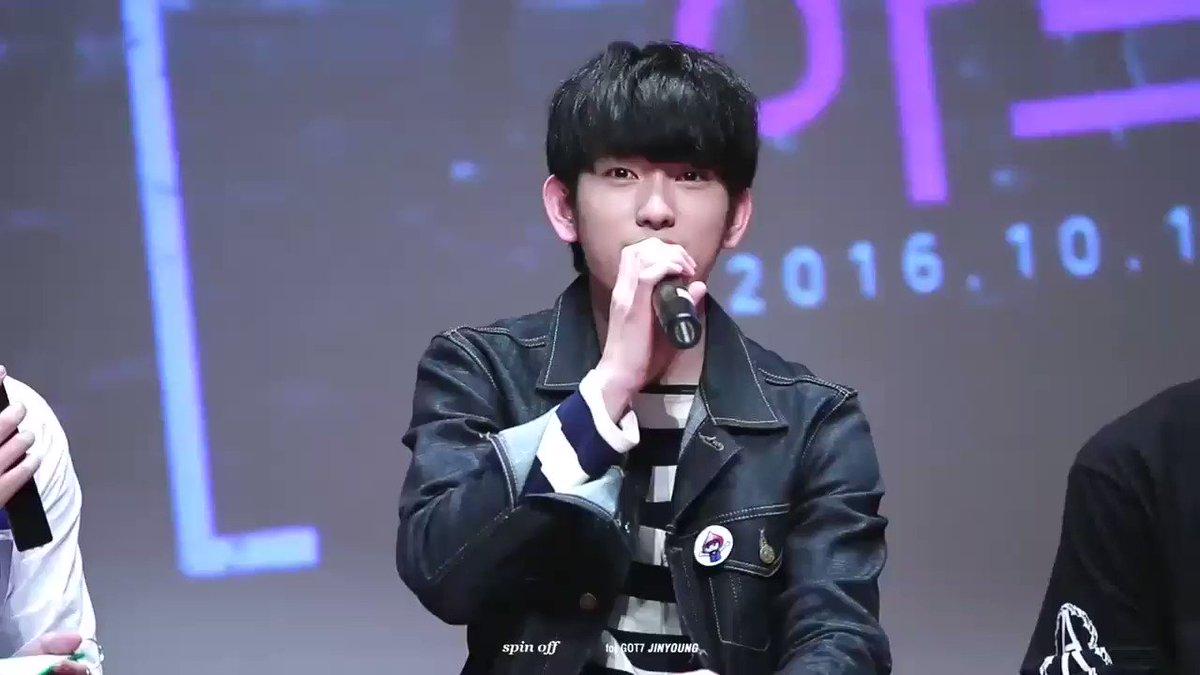 จินยองร้องเพลง MAYDAY ร้องสดด้วยยยย ชอบบ...