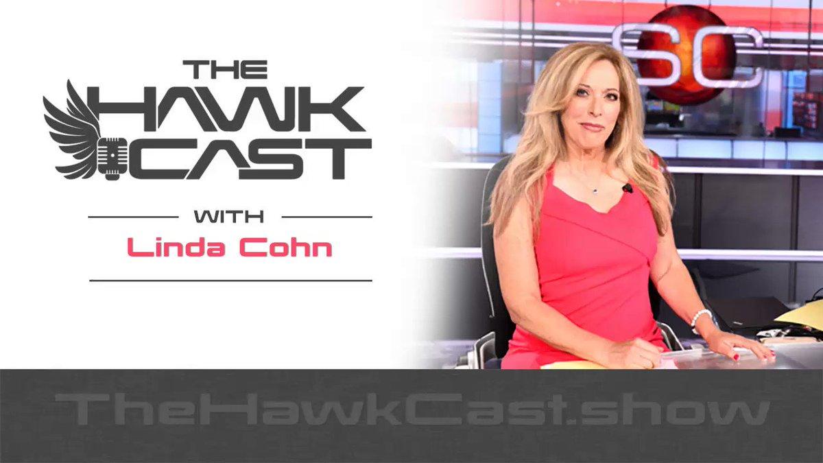 Future plans for @lindacohn of @SportsCenter at @espn - Full Episode: goo.gl/P3thSz #HawkCast