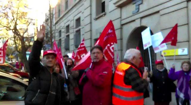AVANCE | Comienza la marcha de @ccoo_ext @pensCCOO en #Cáceres para exigir unas #PensionesDignas que no pierdan poder adquisitivo. Ampliamos a partir de las #2menos3⏰ en #HoraPunta📻 y #EXN1🖥. #EXN https://t.co/DBCV535SjB