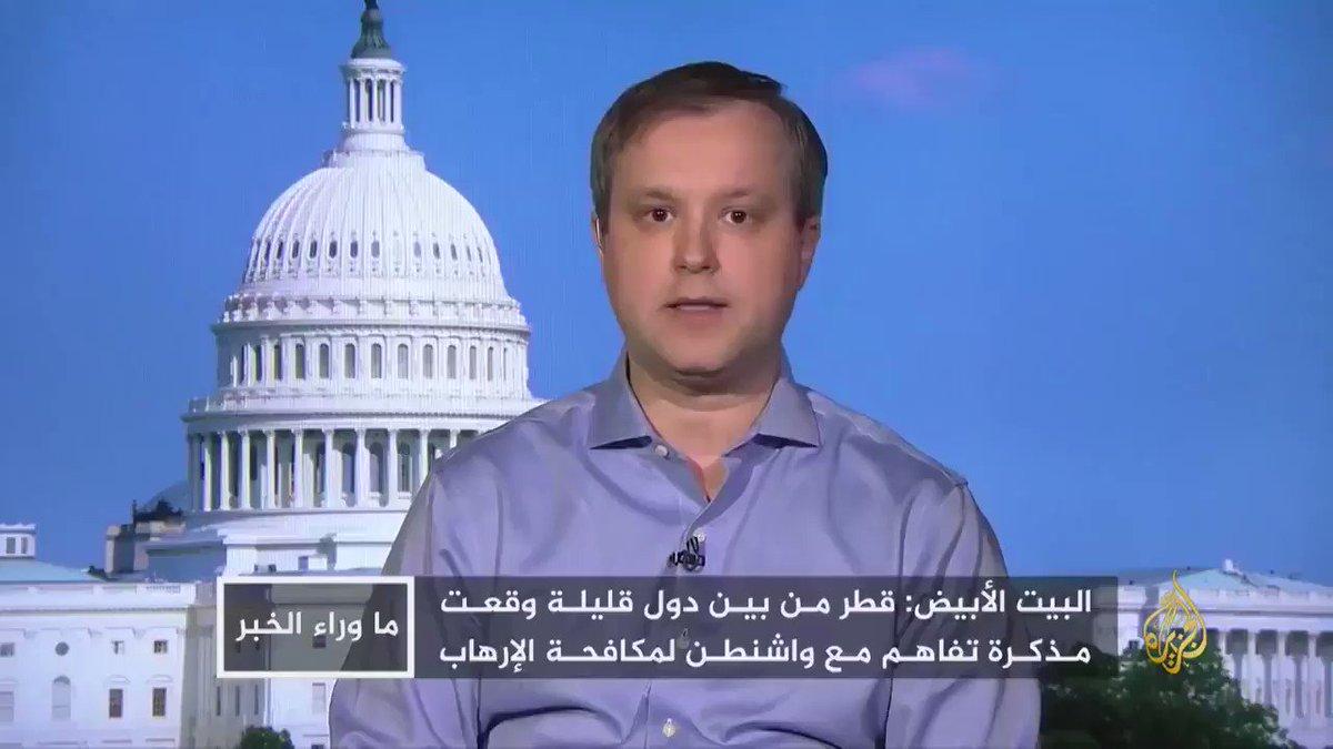 RT @telenewsn: باحث أمريكي: #الإمارات هي من يدير
