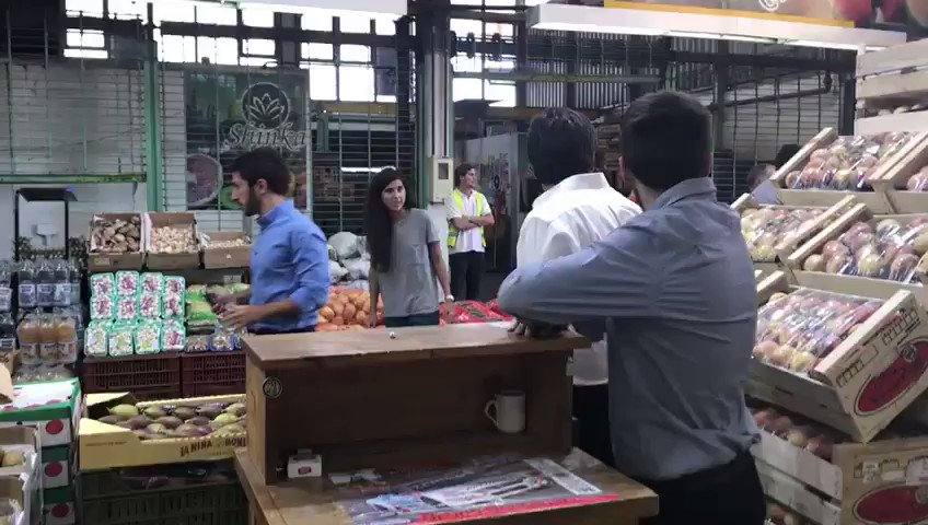 Fabián Rodríguez's photo on Mercado Central