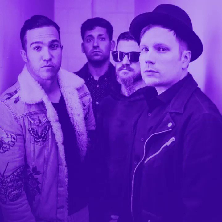 M A  N   I    A  The new @falloutboy alb...