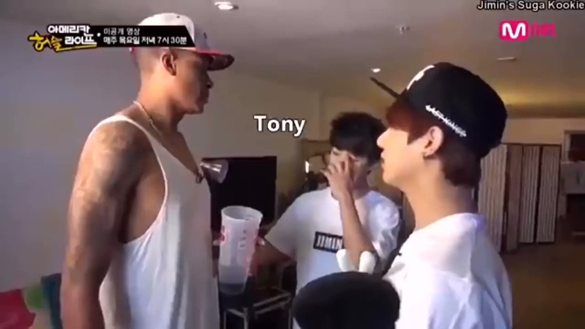 @Tony_Jones @BTS_twt American Hustle Life ChimChim & Tony moments~  #HappyJiminDay #JIMIN   https://t.co/uah6zWCygq