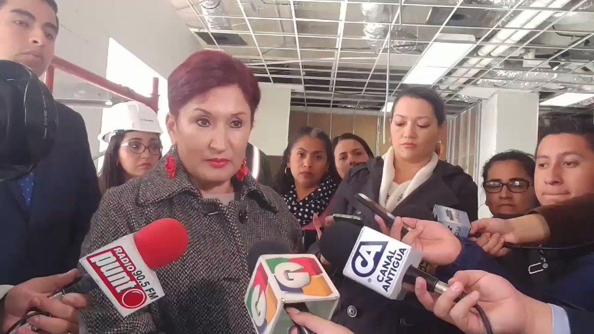 Sobre la destitución del Superintendente la Fiscal General comenta: yo creo que dificilmente Guatemala va a tener otro Superintendente de Administración Tributaria con tanto conocimiento como el Lic. Solórzano Foppa.