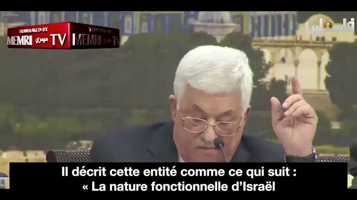 Mensonges, #révisionnisme, #complotisme et #antisémitisme foisonnent dans ce discours d\