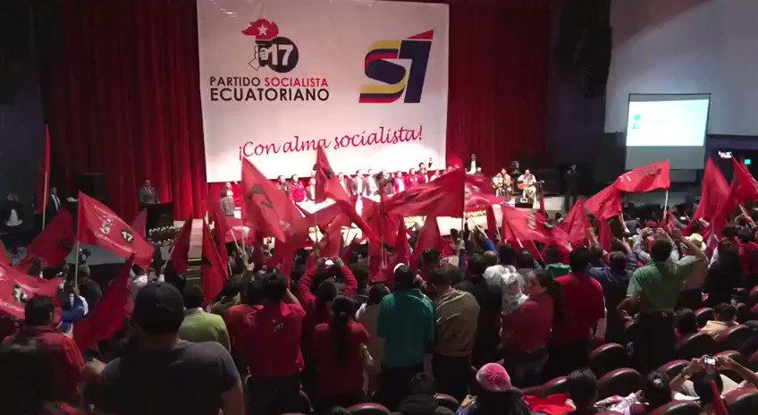 RT @mfespinosaEC: El pueblo unido jamás será vencido! #7VecesSí https://t.co/iA6Ylkkvcn