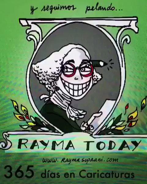 Todos los días una caricatura !! No te la pierdas en #RaymaToday por https://t.co/geCCq5uRqh https://t.co/QuZm9wopRf