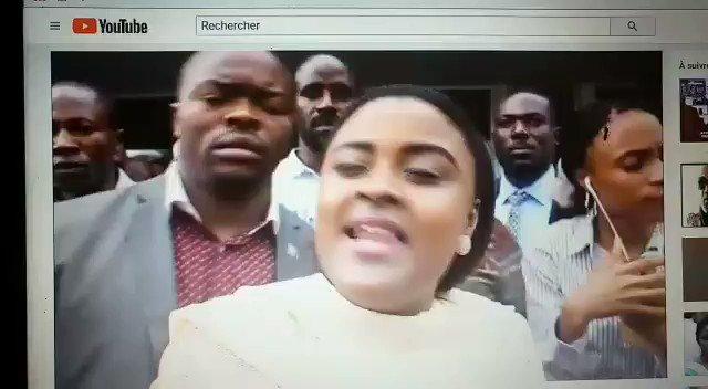 #Urgent : Mme Francine @Muyumba réplique contre l'Union Africaine  https://www.youtube.com/watch?v=DlcinX3PZ0E…