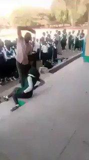 RT @ajlnews: بالفيديو.. شاهد عقوبة التأخير عن الاصطفاف الصباحي في مدارس غانا : https://t.co/iwcPEKfH5J  - https://t.co/ytlln7CYHm