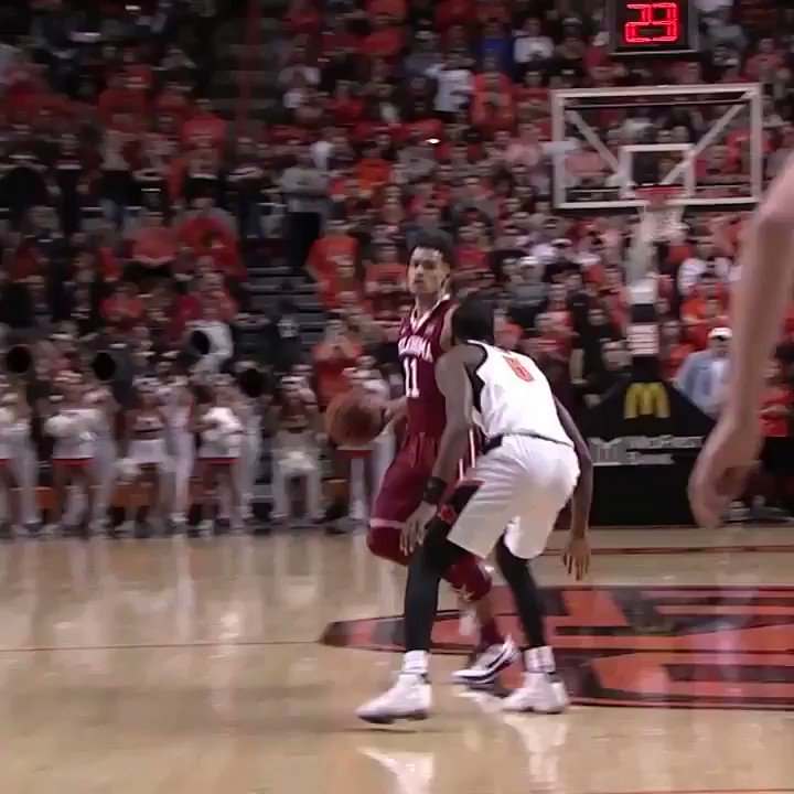 RT @SportsCenter: Trae Young's career-high of 48 points wasn't enough to beat Oklahoma State. https://t.co/V2kTiGN6PY
