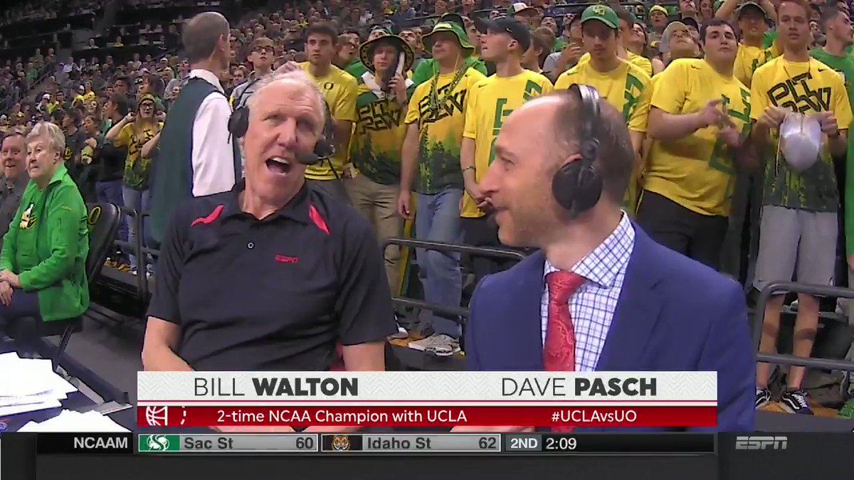 Bill Walton is here to teach you about m...