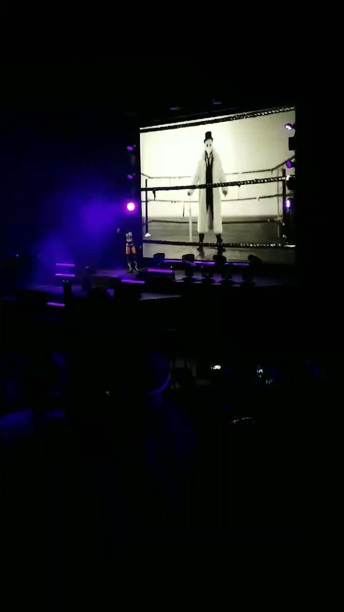 @MartyScurll . The best entrance in the...