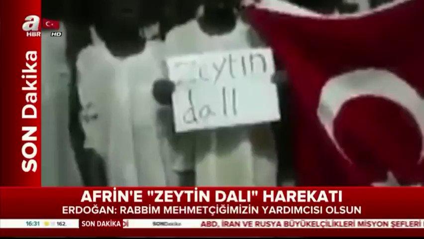 Afrikalı minikler Türk askeri için dua etti
