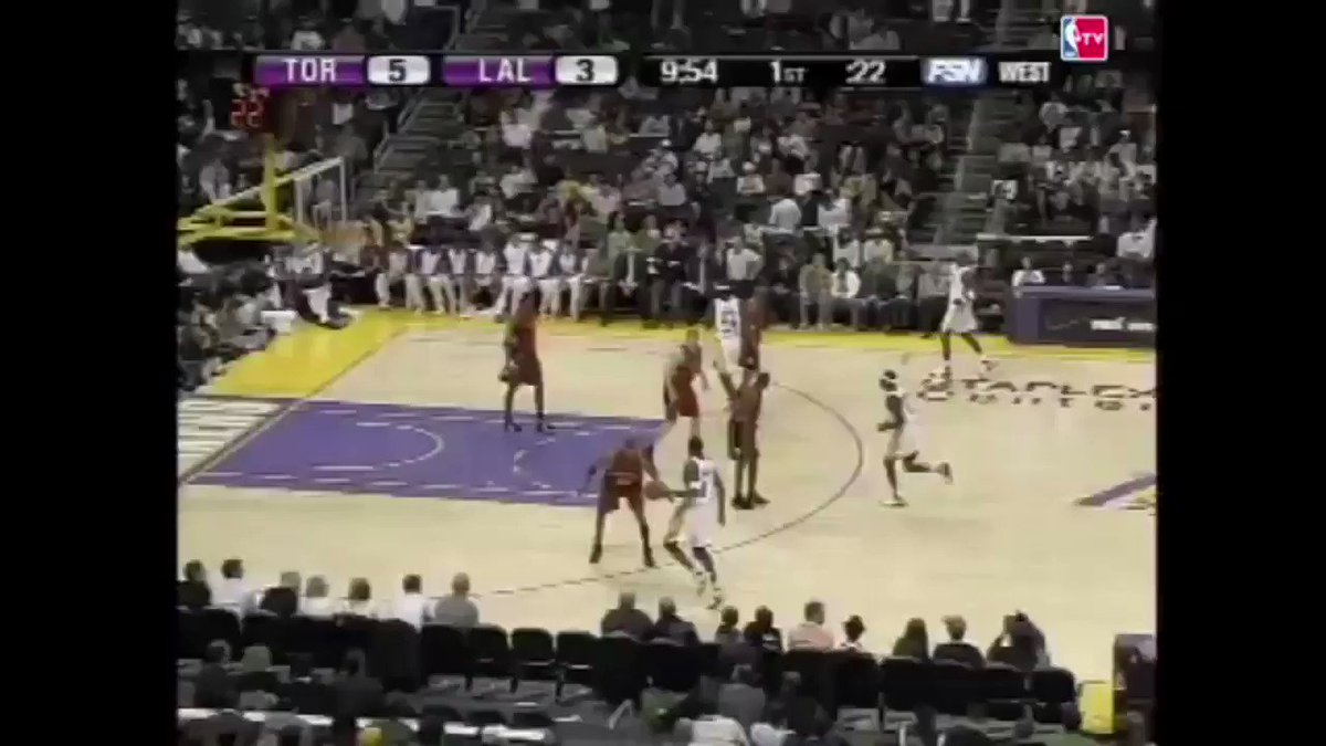 RT @MyNBAUpdate: 12 years ago today, Kobe Bryant torched the Toronto Raptors for 81 points. https://t.co/mcAYluSyjN