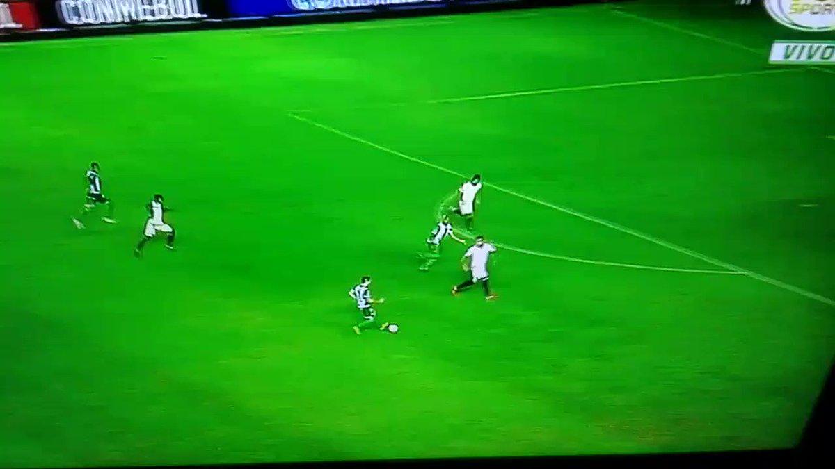 Oh how I love the Copa Libertadores... h...