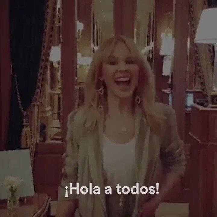 Si @kylieminogue Minogue lo dice, es que...