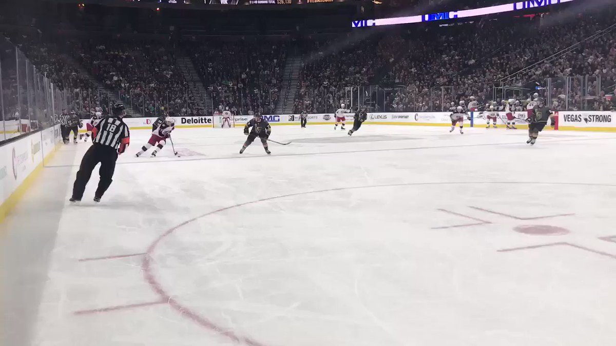 RT @GoldenKnights: and the Jackets remained zipped https://t.co/EAMTYaqcPE