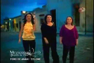 #TBT Campaña mexicanas mujeres de valor...