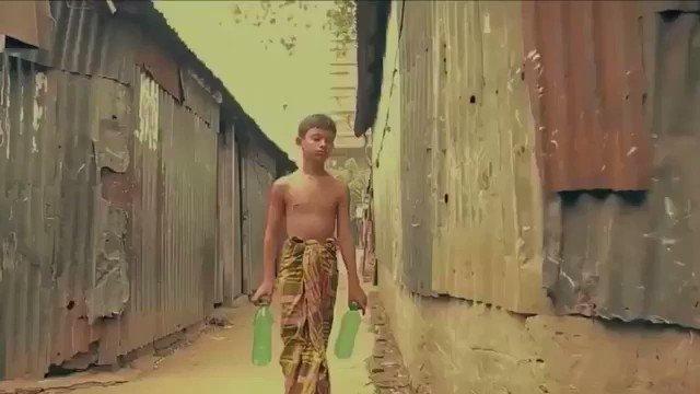 مكيف بدون كهرباء في بنغلاديش ! https://t...