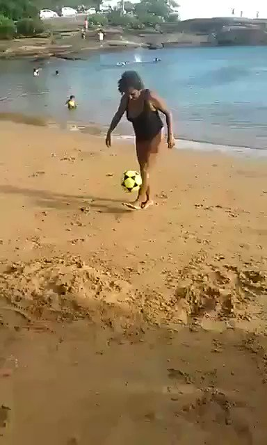 Grandma Ronaldinho