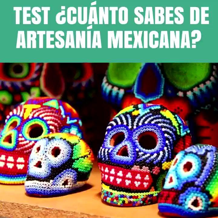 Veamos qué tanto sabes de artesanía mexi...