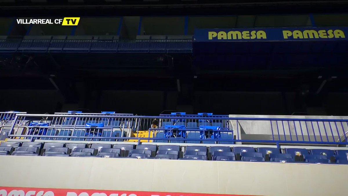 النسر رمز نادي  @VillarrealCF  يستقبل نج...
