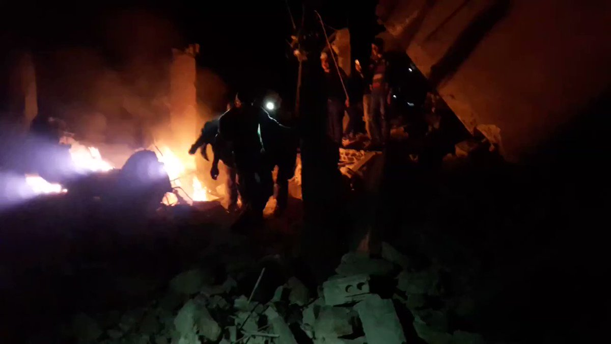All hell breaks loose in Syria after rebels shoot down Russian jet over the weekend