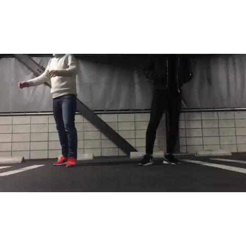 ダンス シャッフル