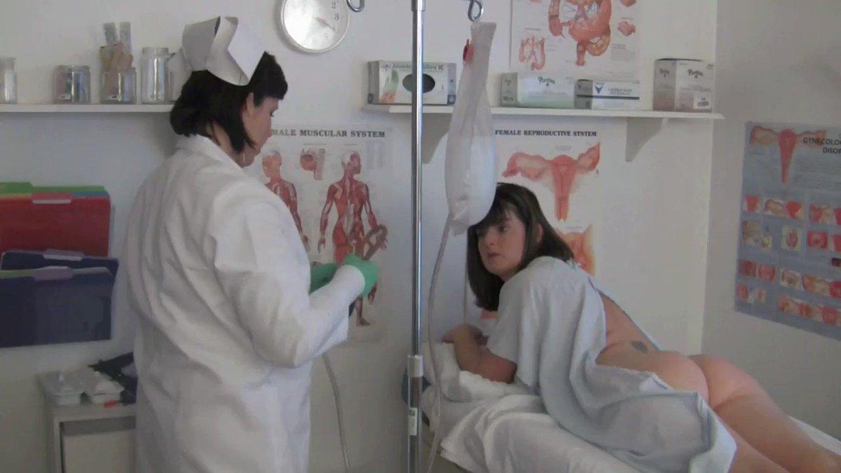 Enemas til clear the nurse decides for Dr albert fish