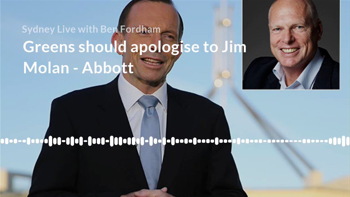 LISTEN: 'If anyone should apologise, it'...