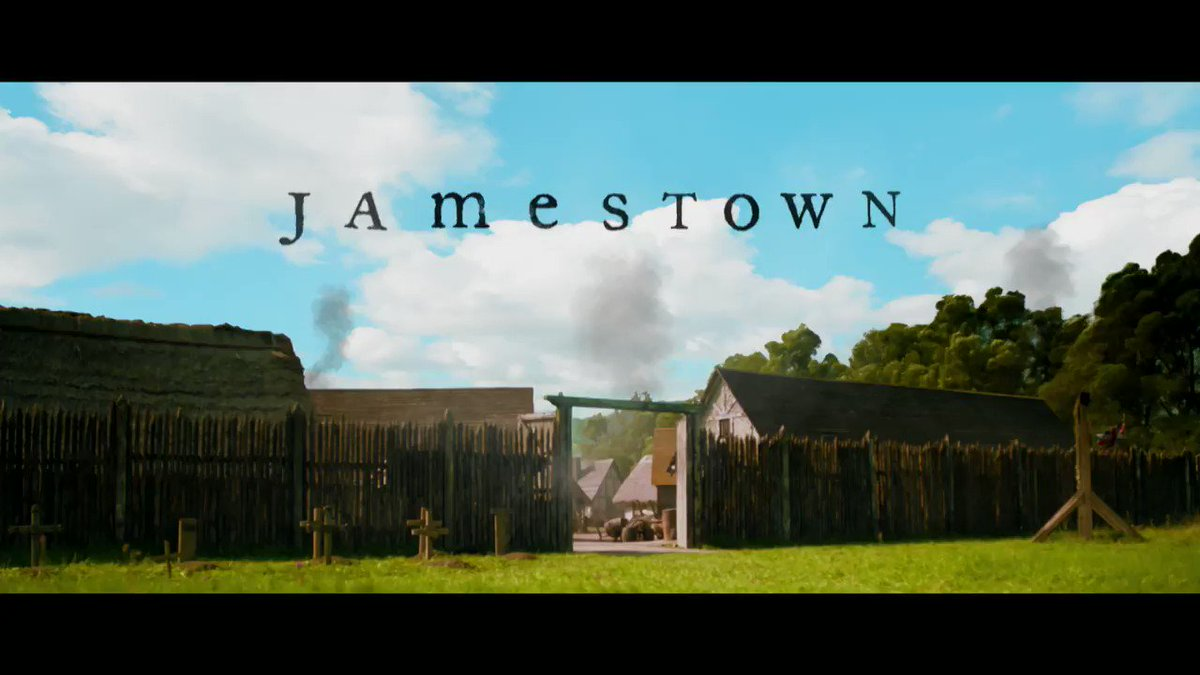 Not long to go! Jamestown returns THIS FRIDAY 9th February at 9pm on @SkyOne with a double bill! Get a sneak peak with our season 2 teaser.