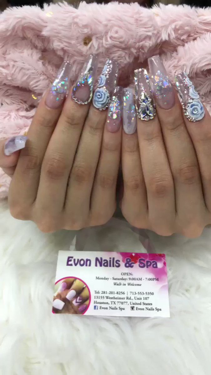 Evon Nails & Spa on Twitter: \