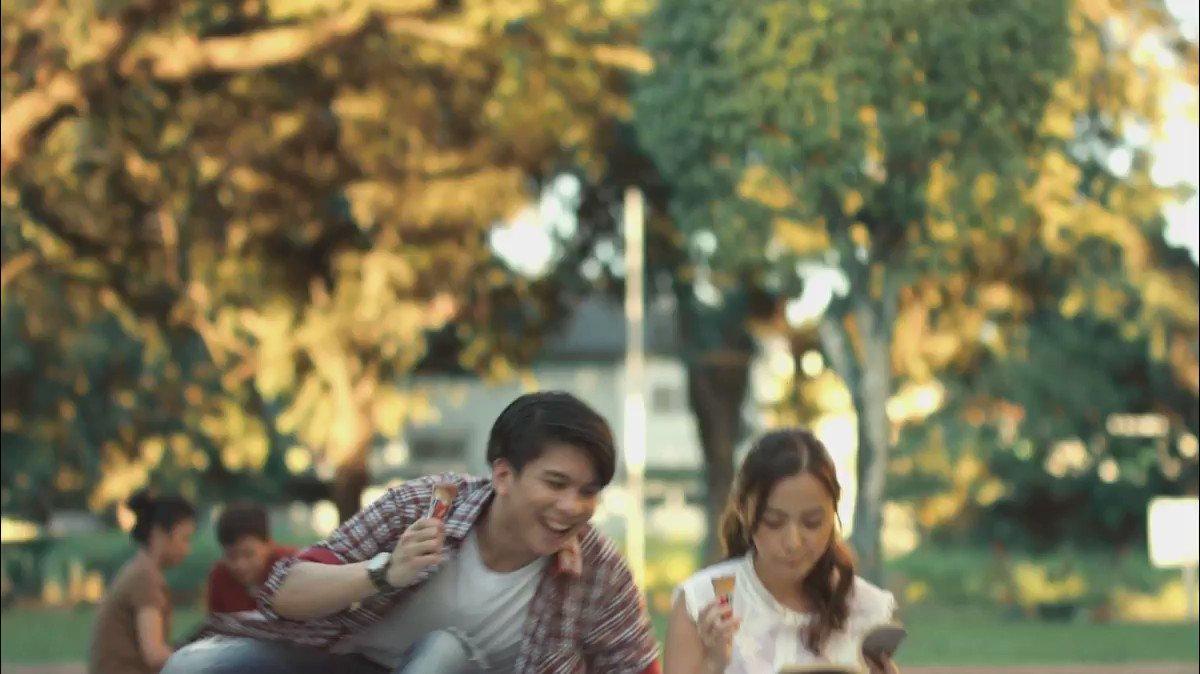 Cutie siya para sayo, no? Aminin mo na. bit.ly/cutiespotting #CONEfessions
