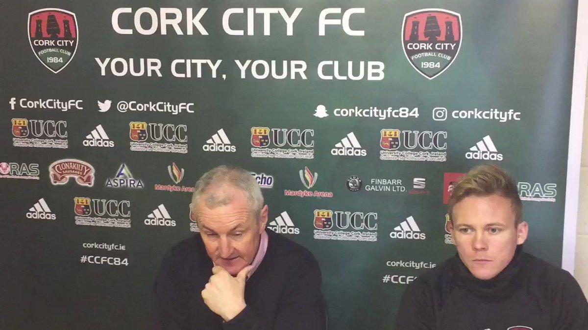 Cork City FC's photo on Caulfield