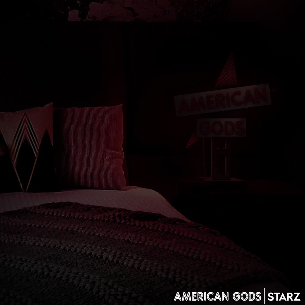 RT @STARZ: Which of the #AmericanGods blesses your dreams? #STARZ https://t.co/ggFg1SZU7h