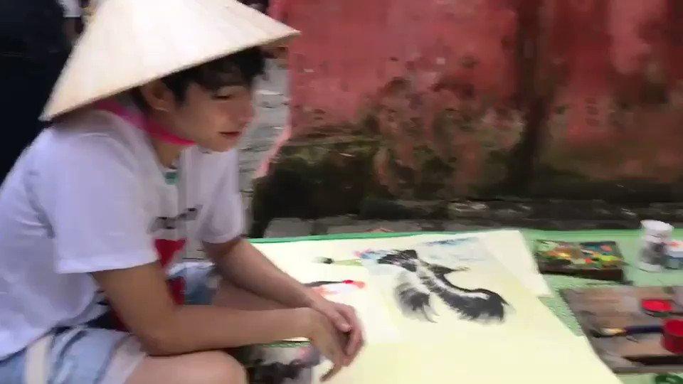 #เป๊กผลิตโชค ที่มาของภาพครับ จากเวียดนาม...