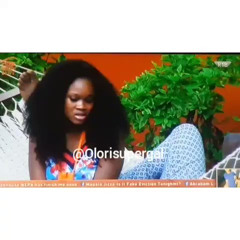 #bbnaija  Cee C is angry oo https://t.co...