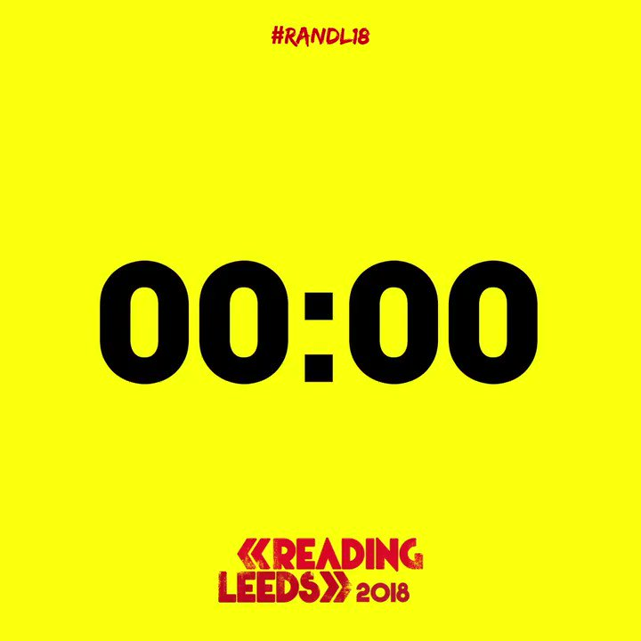 ⏰ FIRST #RandL18 announcement coming TOMORROW morning! 🙌🙌
