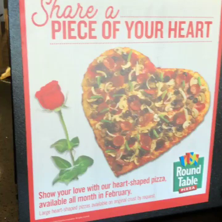 Round Table Pizza Pacifica On Twitter Show Some Love And