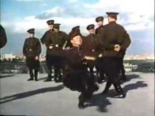 この動画を視るまでは正直コサックダンスというものを舐めてました。