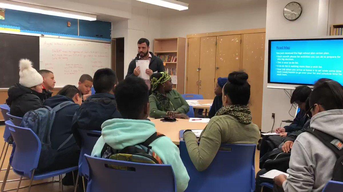 MSTA February Parent Workshop... 7th Grade High School Preparation @CSD12Bronx
