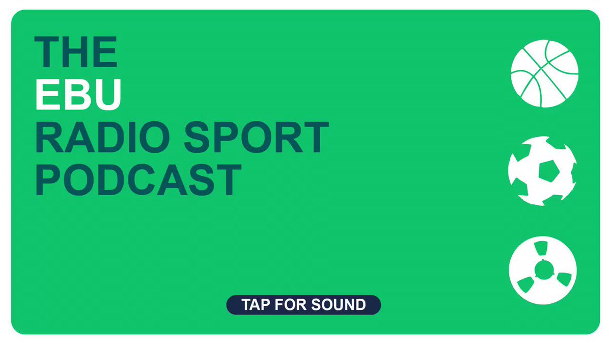 It was a real pleasure for #EBUsport 📻 to celebrate #WorldRadioDay & a wonderful opportunity to share our 1st #Podcast with the support of @DavidNaert1 @sporza @EllyOldroyd @bbc5live @cmallet  @SBSRadioSport ♥️🙏 @mickycurling  LISTEN to soundcloud.com/eburadiosport #storyboard 🎙