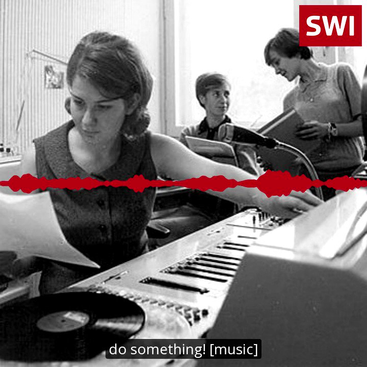 Switzerland had an international radio service until 2004 – our predecessor, Swiss Radio International. There are more than 12,000 recordings in our archive, dating back to 1935! On #WorldRadioDay have a listen! 🎧 s.swissin.fo/JUxKD23