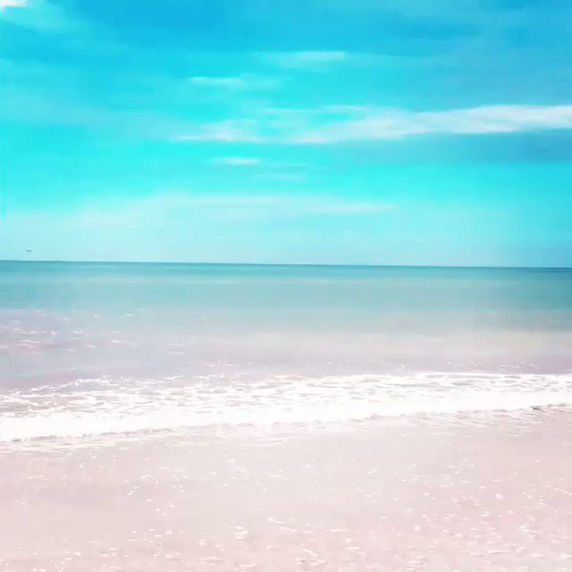 A short video for when the beach is out...