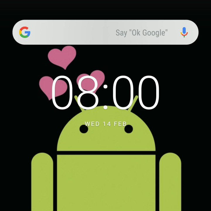 Roses are red  Violets are blue  + Android™ =  Pure, secure and up to date too  Happy #ValentinesDay @Android