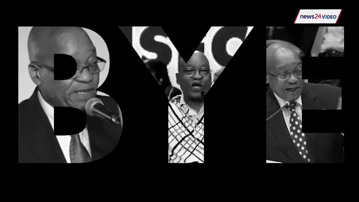 #ZumaResigns   After weeks of speculation, Jacob Zuma has resigned as the president of South Africa. He has had a robust presidency, with countless jaw-dropping moments. Watch.