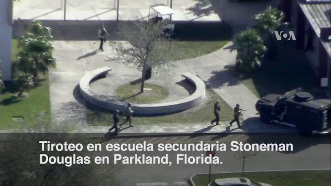 17 muertos tras tiroteo en Escuela Superior del sur de Florida 3